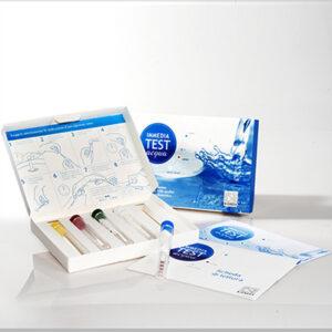 Immediatest- Acqua singolo- Analizzare l'acqua di casa