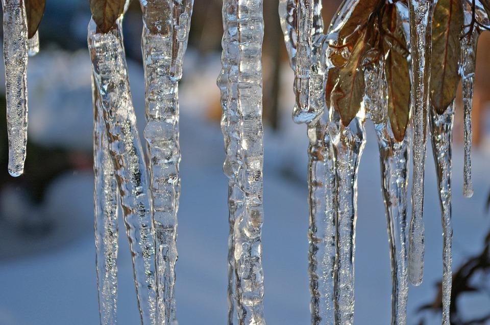 Gelo-Acqua, contatori e tubature